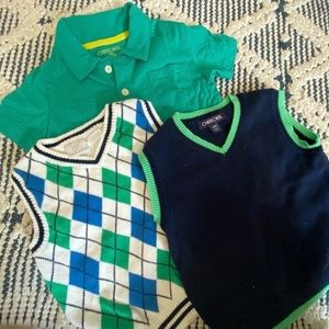 Dress your little guy with these dapper designs!!